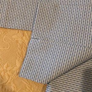 Michael Kors Pants - Michael Kors blue/ white trouser
